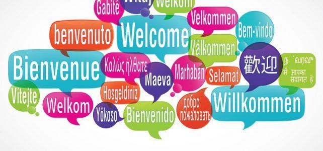 Pots de bienvenue