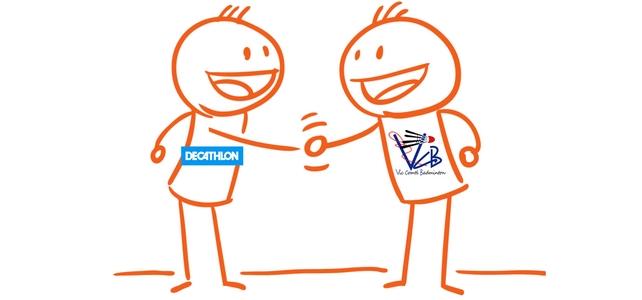 Partenariat Decathlon